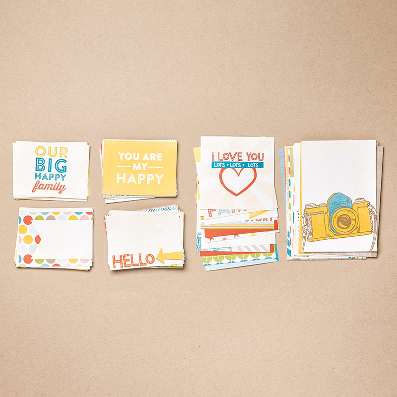 Happy Times Card Pack