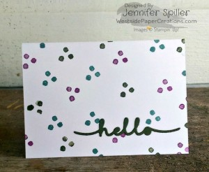 Hello with Dots 2