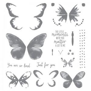 Watercolor Wings