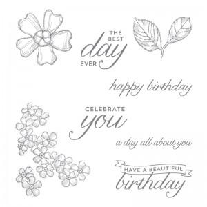 Birthday Blosssoms