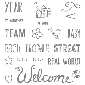Welcome Words