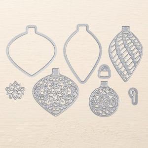 Delicate Ornament Thinlits