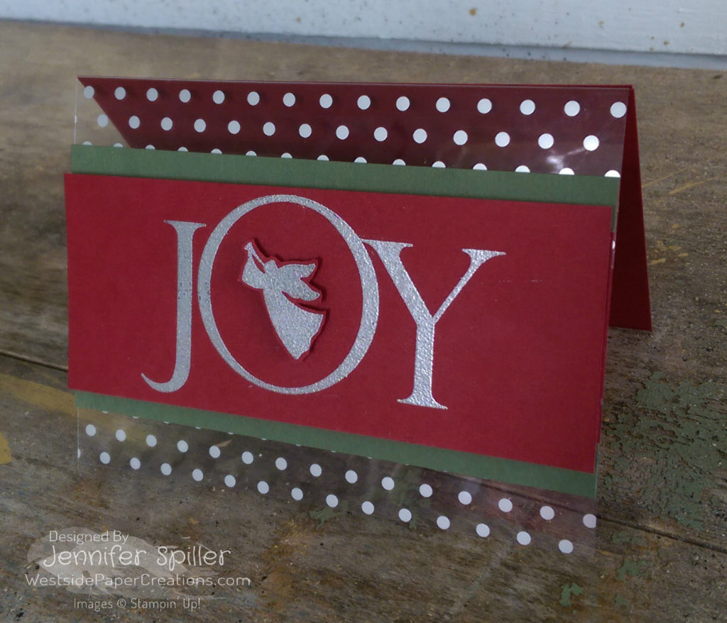 Joyful Nativity Card